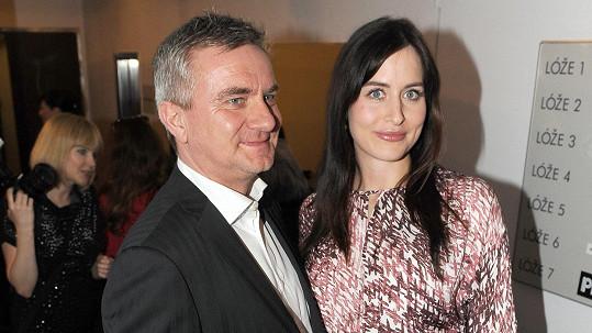 Alex a Vratislav Mynářovi se stali dvojnásobnými rodiči.