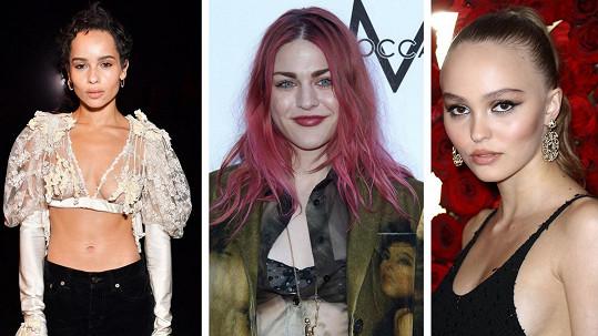 Tyto dcery se slavným rockerům velmi povedly.