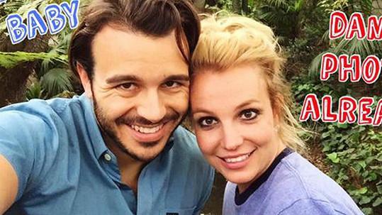 Britney a Charlie už netvoří pár.