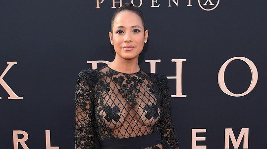 Dania Ramirez na premiéře v Los Angeles