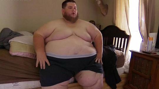 Randy Statum byl tak tlustý, že nemohl fungovat jako otec.