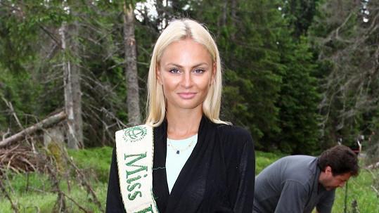 Tereza Fajksová v akci.