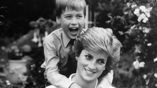 William se se smrtí maminky nikdy nevyrovnal.