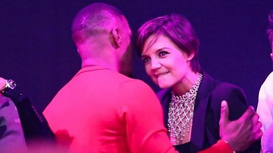 Katie Holmes s Jamiem Foxxem