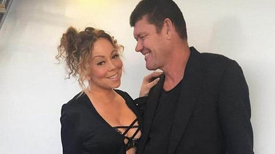 Mariah Carey s Jamesem Packerem
