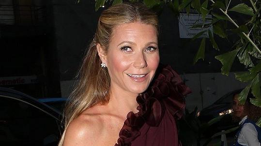 Provdala se Gwyneth Paltrow?