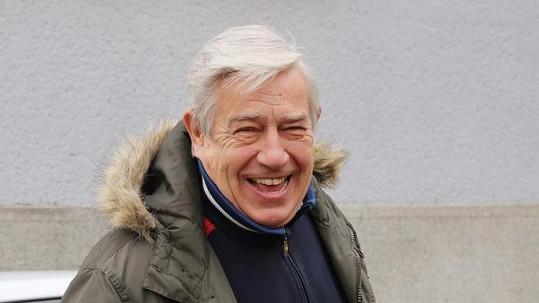 Zdeněk Maryška se dva roky před sedmdesátkou vrhnul do manželství.