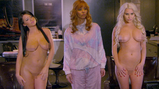 Lisa Kudrow ve velmi odvážné roli.