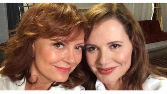Susan Sarandon a Geena Davis nám nějak odmítají stárnout.