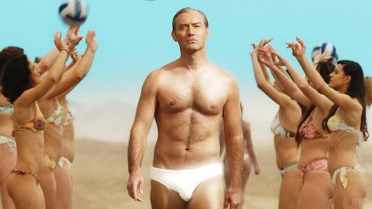 Jude Law v roli sexy papeže