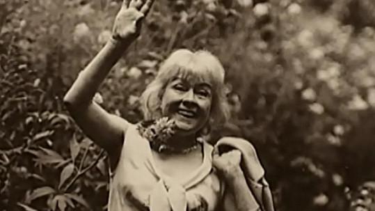Tato dáma patřila ve své době k největším filmovým hvězdám.