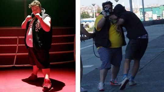 Seznamte se: 180 kilo vážící celebrita FattyPillow.
