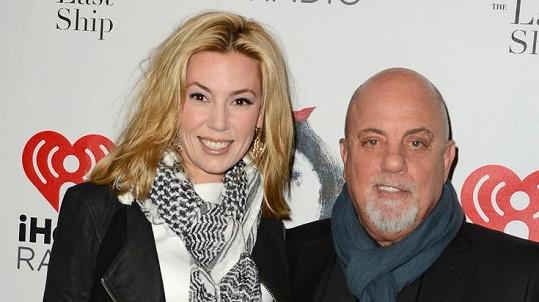 Billy Joel se počtvrté oženil.