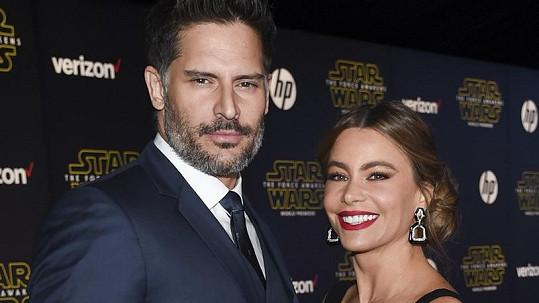 Sofia a Joe byli ozdobou premiéry nových Star Wars.