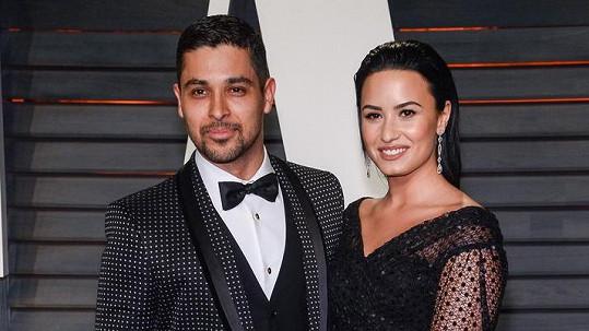 Demi a Wilmer oznámili rozchod.