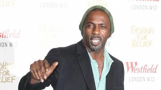 Idris Elba má být prvním Bondem afroamerického původu.