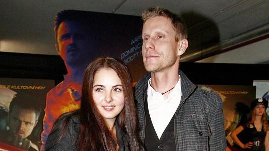 Jaromír Nosek s manželkou Ivanou