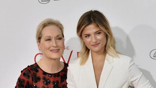 Meryl Streep s dcerou Grace Gummer