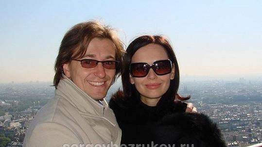 Irina a Sergej Bezrukovi se konečně dočkají společného potomka.