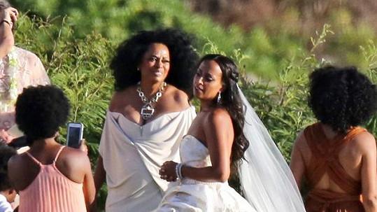 Diana Ross na dceři nešetřila.
