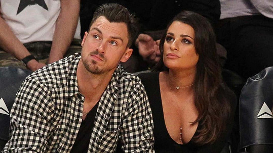 Lea Michele a Matthew Paetz už netvoří pár.