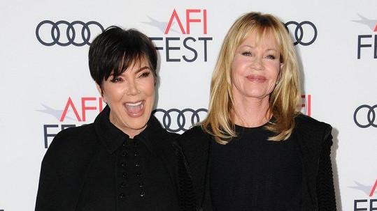 Kris a Melanie spolu přišly na filmový festival.
