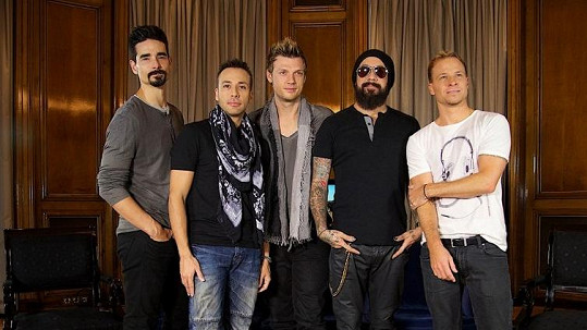 Backstreet Boys v Madridu