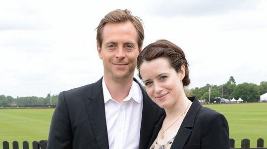 Claire Foy a Stephen Campbell Moore