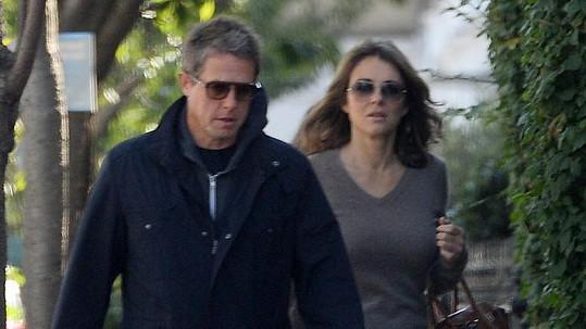 Elizabeth a Hugh k sobě mají stále blízko...