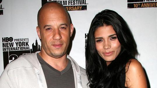 Vin Diesel a Paloma Jimenez mají třetí dítě.