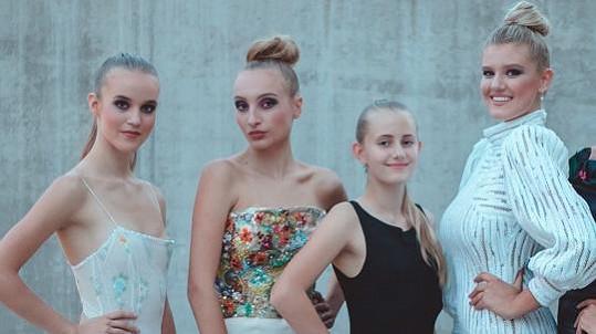 Dcery známých tváří na módním mole
