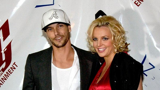 Kevin Federline s Britney Spears