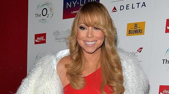 Mariah Carey v Bruselu nevystoupí.