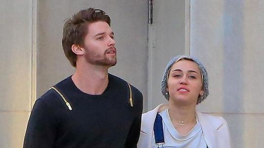 Patrick Schwarzenegger s Miley Cyrus