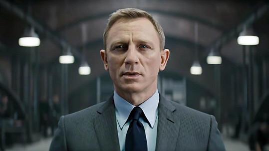 Daniel Craig zatím s dalším ztvárněním agenta Bonda váhá...
