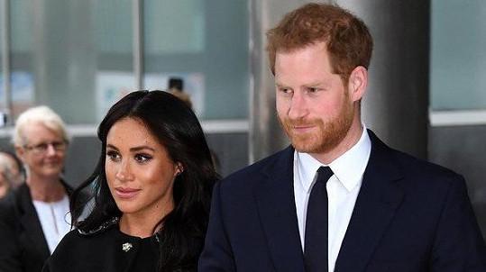 Harry a Meghan se už brzy dočkají miminka.