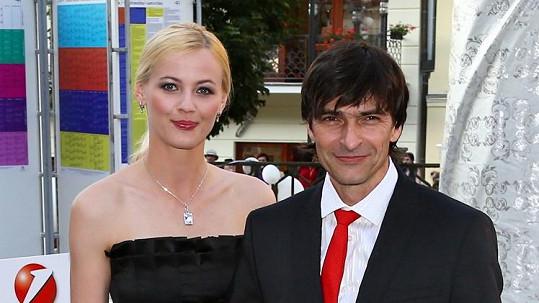 Zdeněk Podhůrský a Ilona Andrejsková již netvoří pár.
