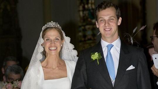 Z belgické princezny je vdaná paní.