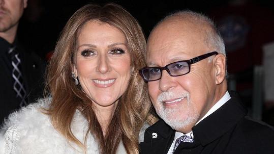 Céline Dion chce být s manželem i v jeho posledních chvílích.