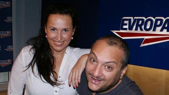 Lucie Šilhánová a Patrik Hezucký budou moderovat soutěž krásy.