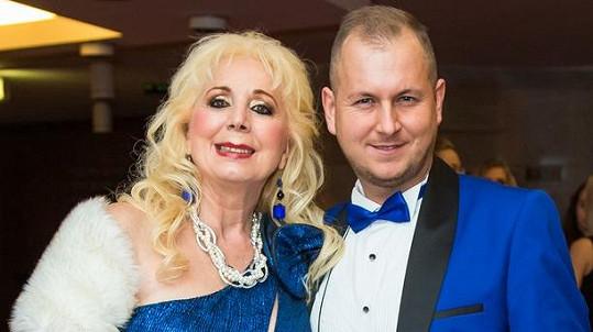 Martin a Božanka tvoří úspěšné duo.