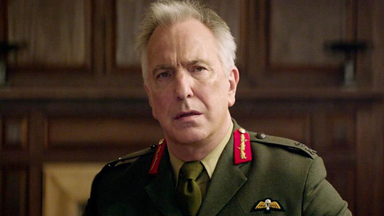 Alan Rickman ve filmu Eye in the Sky