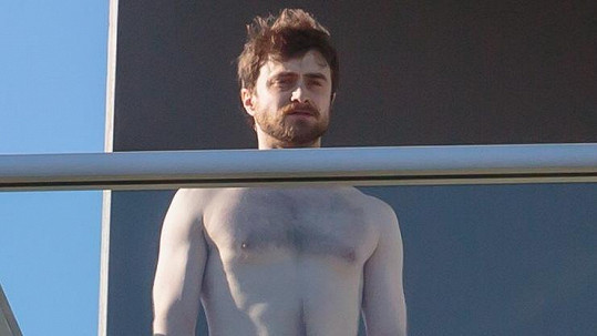 Daniel Radcliffe je dost otužilý.