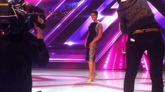 Sisa Sklovská v X Factoru