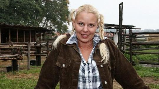 Olga svým činem všechny šokovala.