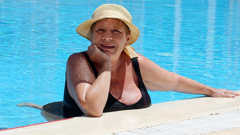 Jaroslava Obermaierová a její nejoblíbenější relax