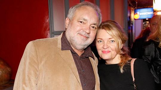Václav Svoboda a jeho partnerka chystají po 22 letech vztahu svatbu.