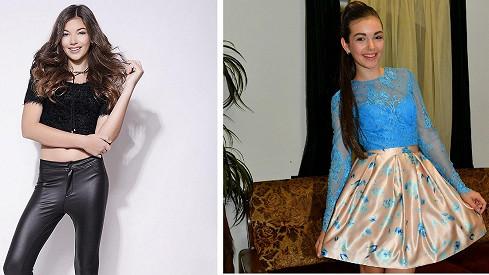 Nelly Řehořová je dívkou mnoha podob. Více ve fotogalerii!