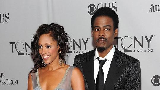 Chrise Rocka manželka po 19 letech omrzela.