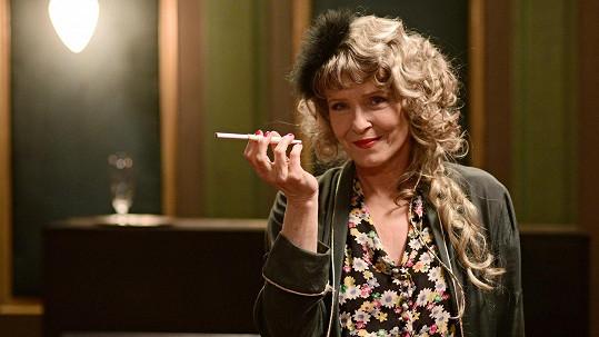 Chantal Poullain ve filmu Zlatý podraz